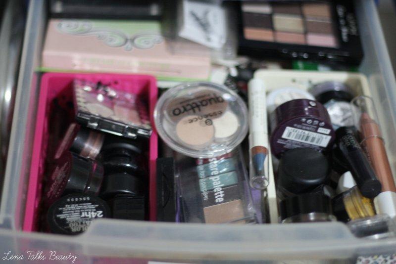 Makeup Storage Drawer Organisers - Lena Talks Beauty