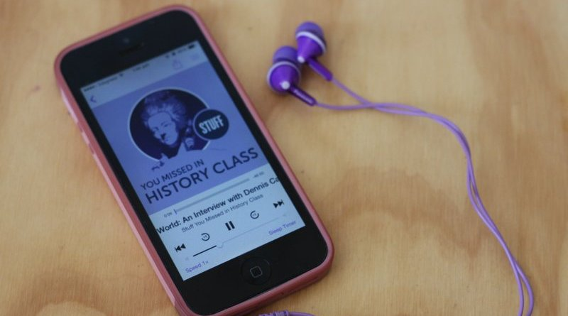 Podcast recommendations - stuff you missed in history class - lena talks beauty