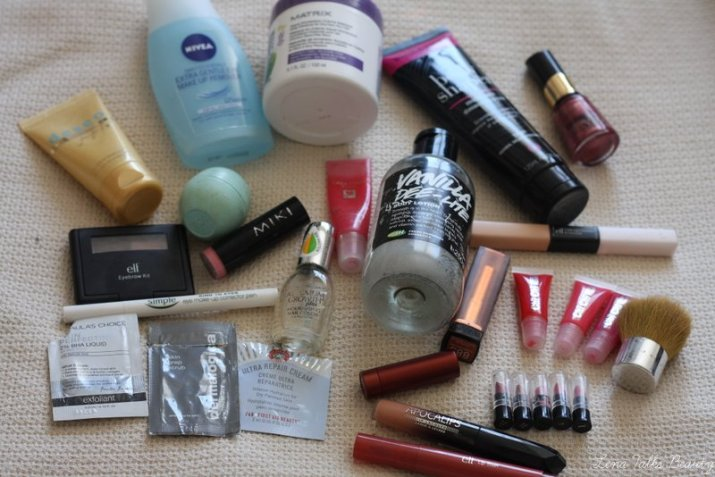 September Empties - Lena Talks Beauty