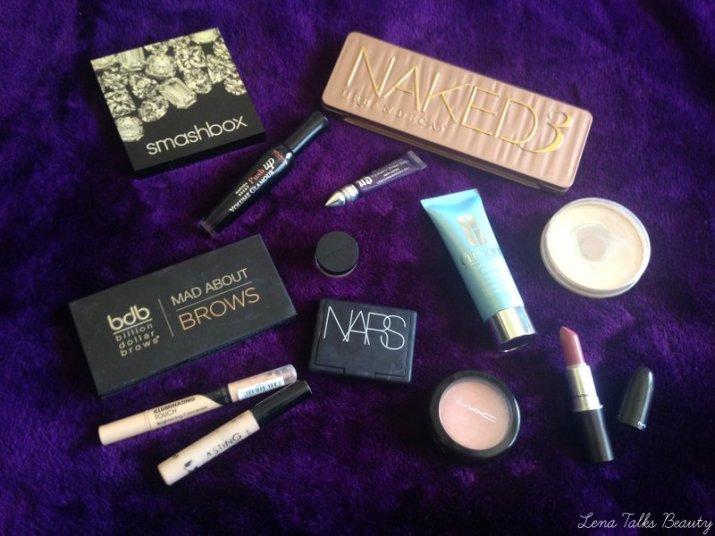 Smashbox, MAC, Urban Decay, NARS, Billion Dollar Brows, Clinique - Lena Talks Beauty.41