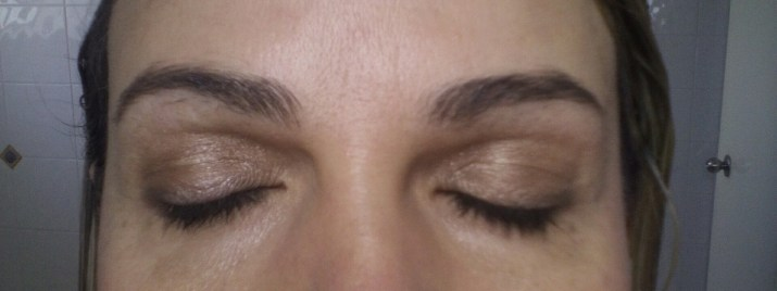 Collection nude bronze eyes uncovered