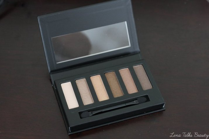Collection Eyes Uncovered Palette - Lena Talks Beauty