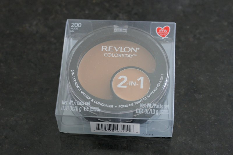 Revlon colorstay 2 in 1 makeup review - lena talks beauty