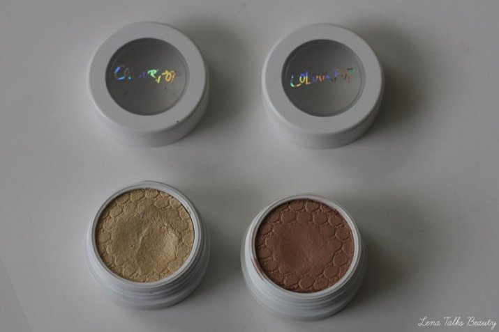 colourpop supershock shadow high tide and truth - lena talks beauty