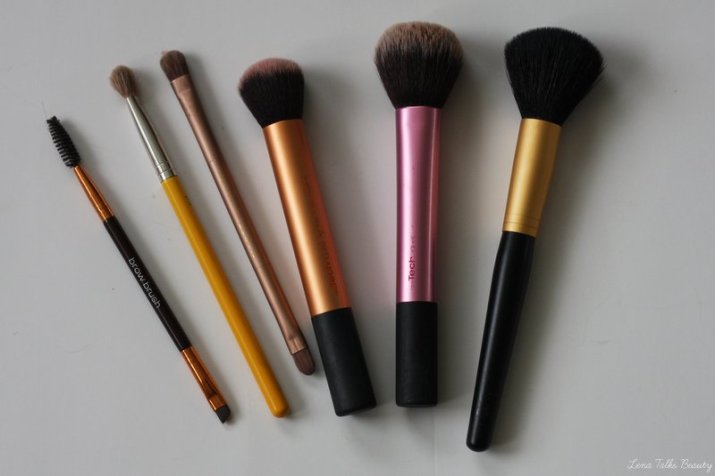 real techniques and bdellium tools brushes - lena talks beauty