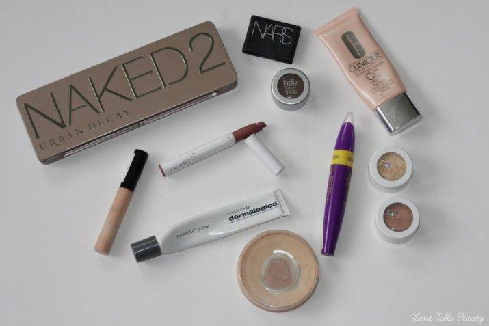 urban decay naked 2, nars orgasm, dermalogica hydrablur, colourpop eyeshadow, colourpop lippiestix - lena talks beauty
