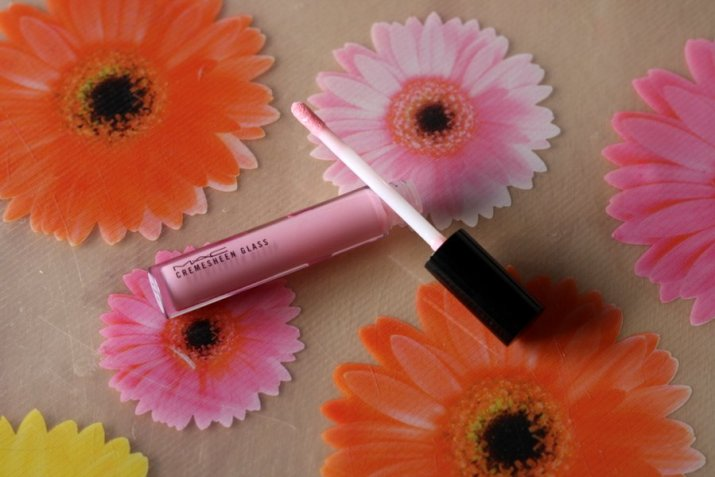 MAC Such Sweeties Cremesheen Glass Flamingo Park - Lena Talks Beauty