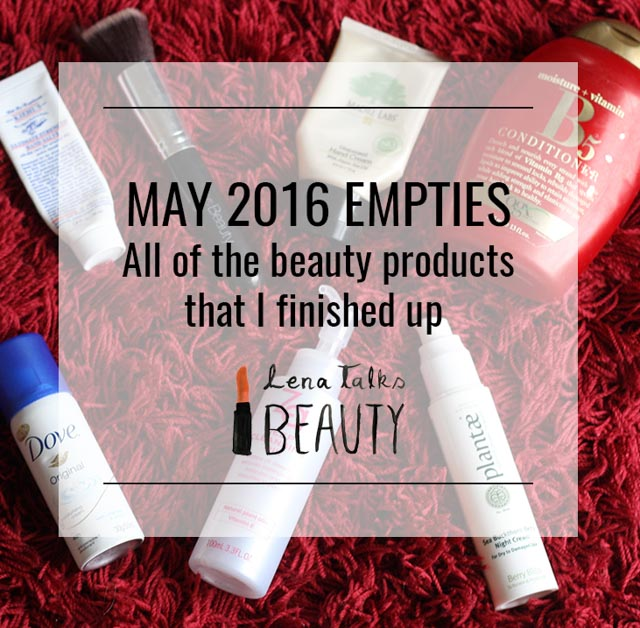 May Empties - Lena Talks Beauty-2