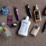 June and July empties