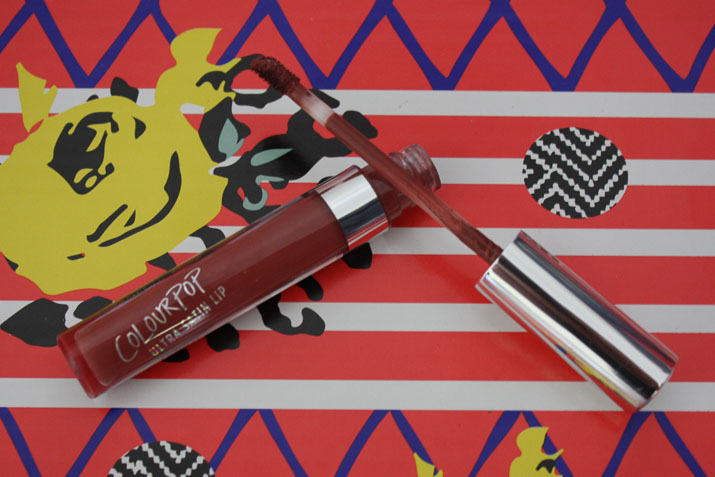 Colourpop Frick N Frack Ultra Satin Lip - Lena Talks Beauty