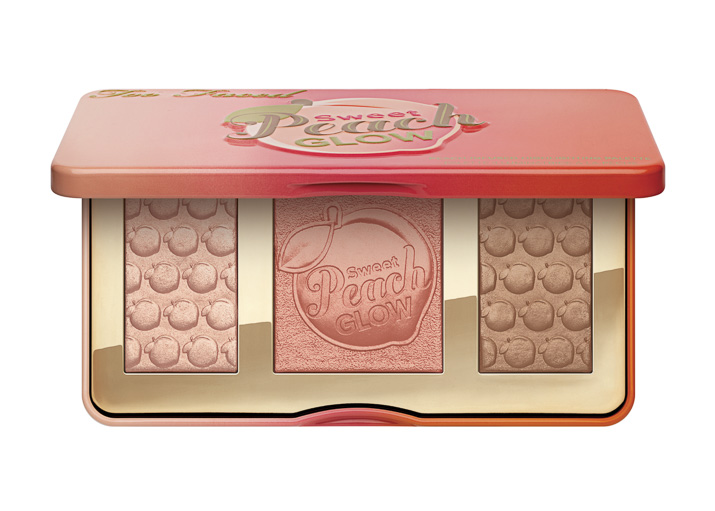 Too Faced Sweet Peach Highlighter Palette - Lena Talks Beauty (1 of 1)