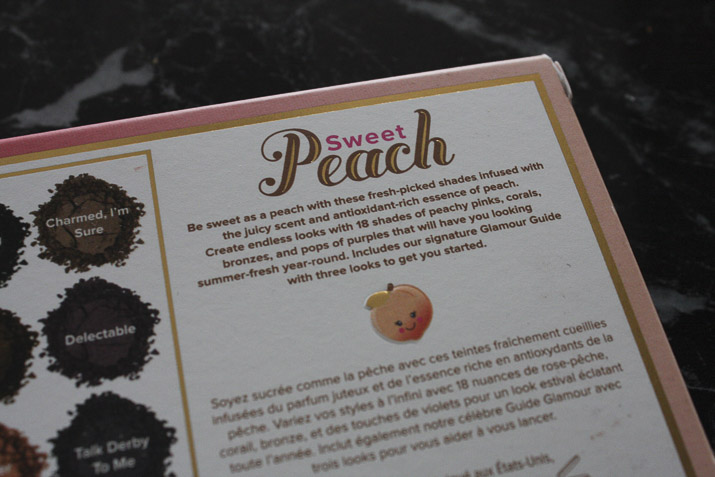 Too Faced Sweet Peach eyeshadow Palette - Lena Talks Beauty (3 of 4)