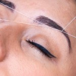 My eyebrow threading experience