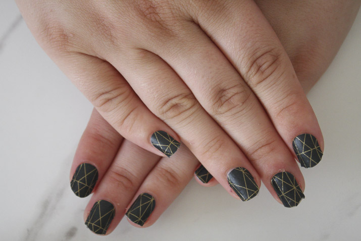 Brooklyn Bridge Jamberry Nail wraps - Lena Talks Beauty