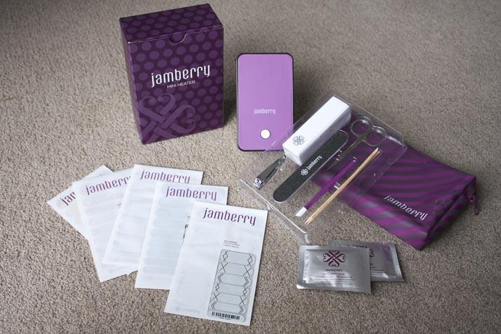 Jamberry basic bundle - Lena Talks Beauty