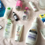 March +April Empties