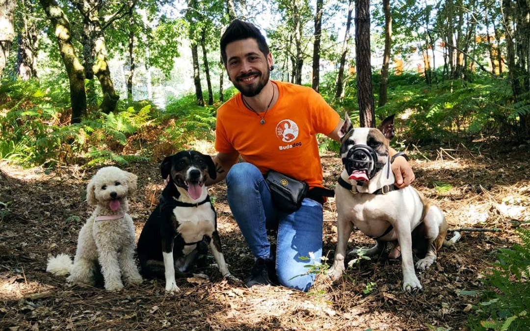 Does the way we feed our pets affect their behavior? Alejandro Valverde, dog trainer, answers this question.