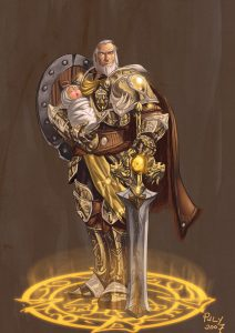 Anduin Lothar | World of WarCraft, WarCraft, wow, azeroth, lore | World of WarCraft, WarCraft, wow, azeroth, lore