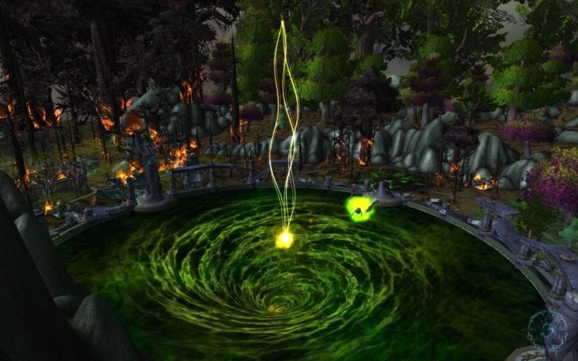 Well of Eternity | World of WarCraft, WarCraft, wow, azeroth, lore