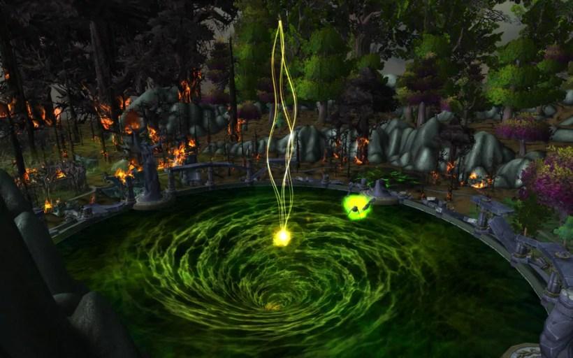 Well of Eternity | World of WarCraft, WarCraft, wow, azeroth, lore
