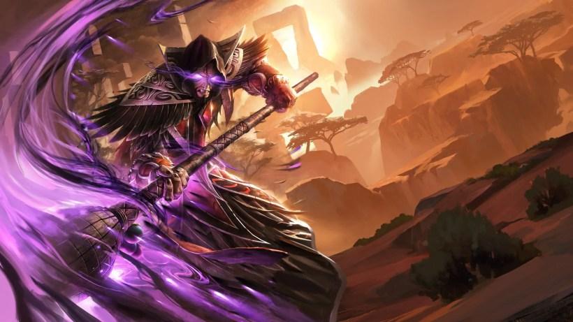 Medivh | World of WarCraft, WarCraft, wow, azeroth, lore | World of WarCraft, WarCraft, wow, azeroth, lore