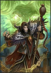 Medivh | World of WarCraft, WarCraft, wow, azeroth, lore | World of WarCraft, WarCraft, wow, azeroth, lore