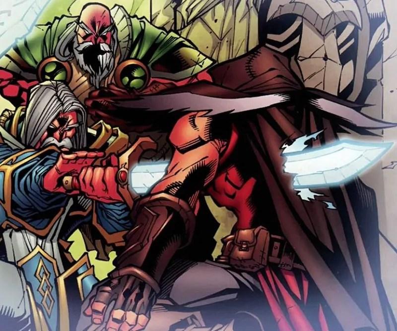 Medivh | World of WarCraft, WarCraft, wow, azeroth, lore