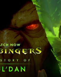 Harbingers - Gul'dan | World of WarCraft, WarCraft, wow, azeroth, lore