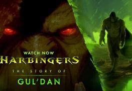 Harbingers - Gul'dan | World of WarCraft, WarCraft, wow, azeroth, lore