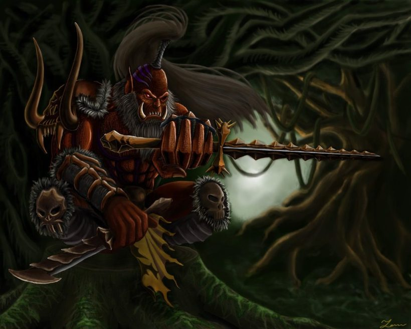 Kilrogg Deadeye | World of WarCraft, WarCraft, wow, azeroth, lore
