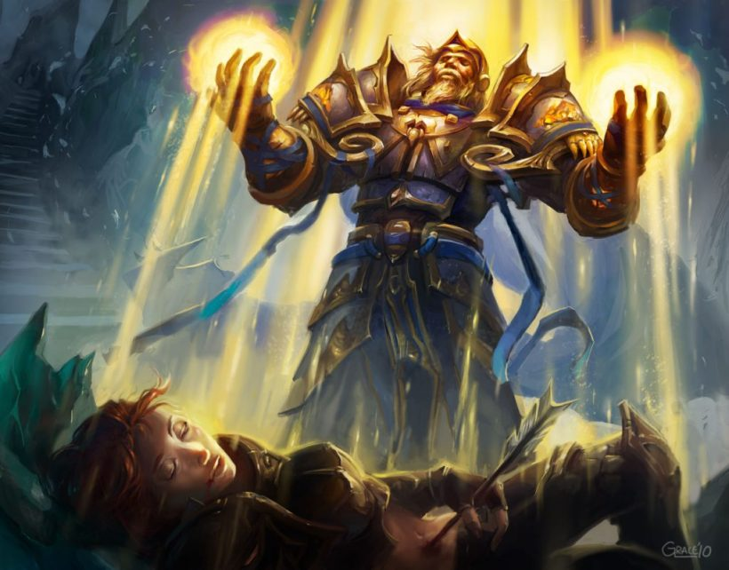 Tirion Fordring | World of WarCraft, WarCraft, wow, azeroth, lore