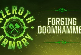Doomhammer | World of WarCraft, WarCraft, wow, azeroth, lore