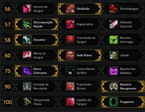 Build DK Blood | World of WarCraft, WarCraft, wow, azeroth, lore