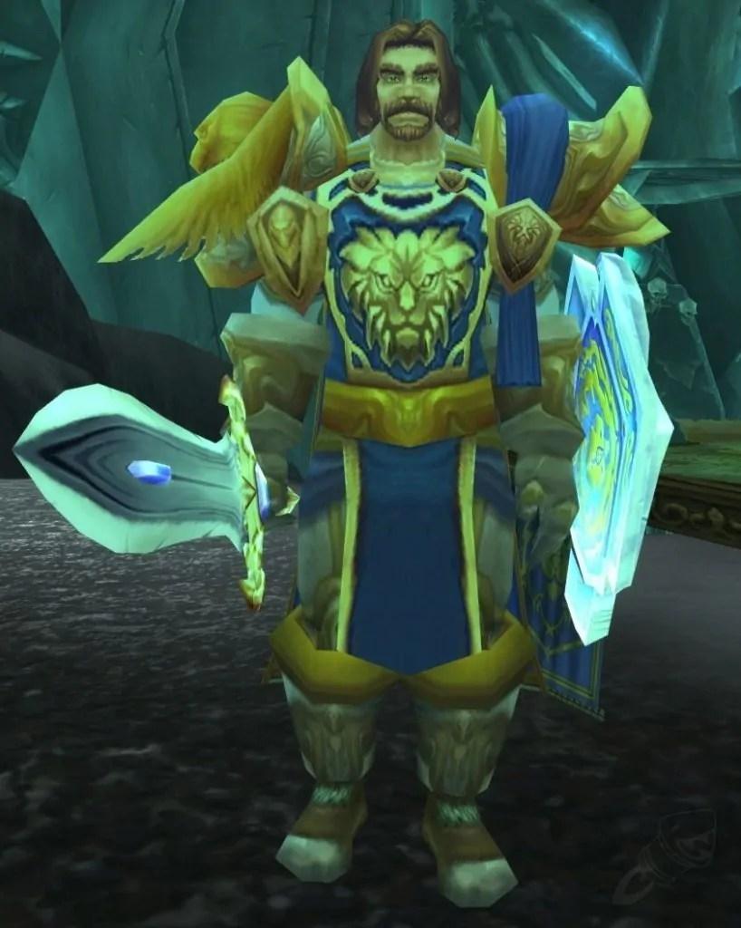 Bolvar Fordragon | World of WarCraft, WarCraft, wow, azeroth, lore