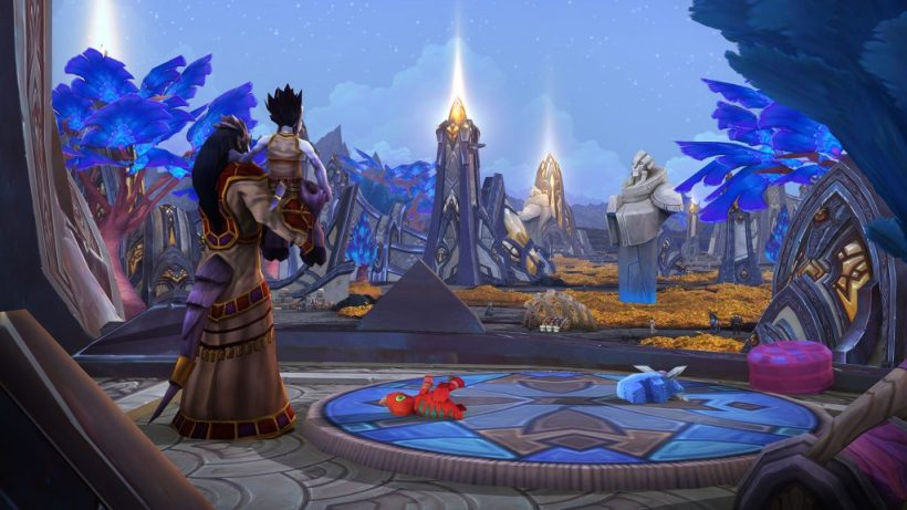 Naaru's | World of WarCraft, WarCraft, wow, azeroth, lore