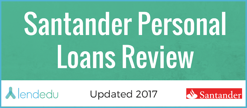 Santander Bank Personal Loans