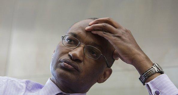 Prof. Ngugi Njoroge. Governor CBK.
