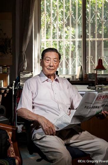 Nhà kinh tế học Mao Vu Thức (Ảnh: Eric Gregory Powell)