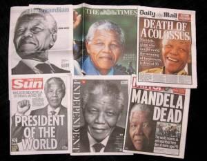Mandela-frontpages