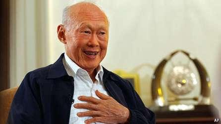 Lee Kuan Yew_AP