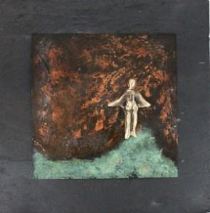 bronzebillede_kunst_bronzeskulptur_lene_purkaer_stefansen_varemaerkebeskyttet_Luften_under_dine_vinger