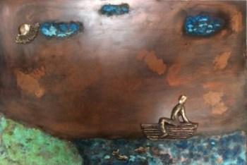 bronzebillede_lenepurkaer_fornemmelse_af_indre_ro_som_at_høre_på _bølgens_skvulp