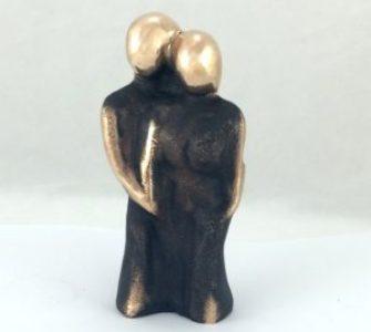 bronzeskulptur_kærlighed_bryllup_lenepurkaer_lenepurkaer_sefansen
