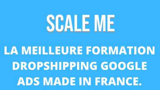 La Meilleure Formation Dropshipping Google Ads Made In France.