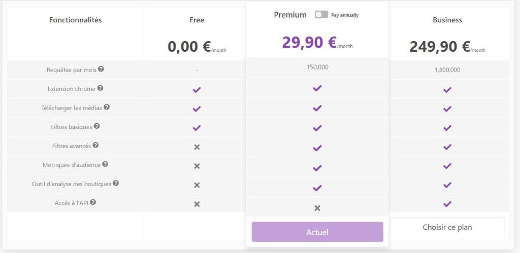 dropispy pricing
