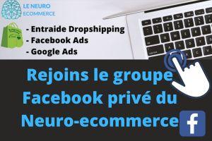 groupe facebook du neuro ecommerce