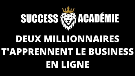Success Académie : mon avis sur la formation du moment.