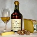 The Jura – the land of yellow wine