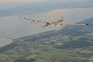 Photo: courtesy of Solar Impulse