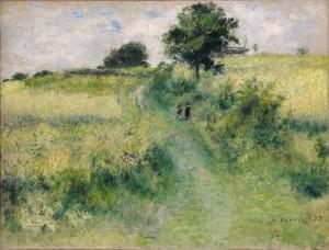 Renoir - L'Abreuvoir (1873)